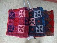 Soft Jacquard Cotton Towel