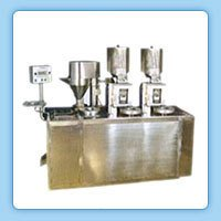 Capsule Filling Machine (Single And Double Loader)