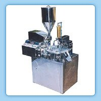 Lami / Plastic Tube Filling And Sealing Machine