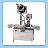 Automatic Bottle / Container Capping Machine