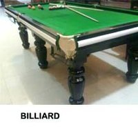 Billiard And Pool Table