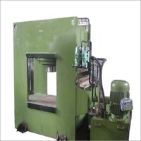 Hydraulic Cast Iron Mould Breaking Press