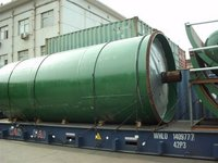 Rubber Pyrolysis Plant