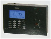 Card Based Time Recorder