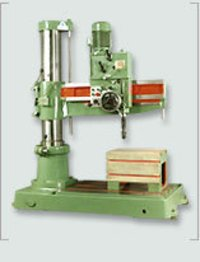 Gear Auto Feed Radial Drill Machine