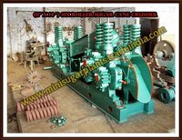 Six Roller Sugar Cane Crusher Machine