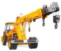 Mobile Cranes Renting Services