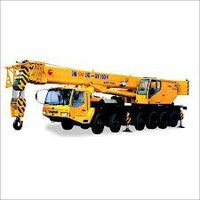 Truck Mounted Hydraulic Cranes Renting Services