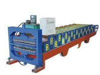 Double Layer Roll Forming Machine HKY
