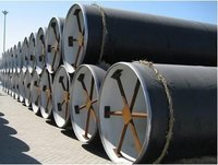 Carbon API5L SSAW Steel Pipes
