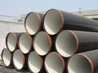 Carbon API5L LSAW Steel Pipes