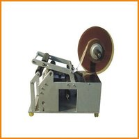 Semi-Automatic Round Bottle Labelling Machine (DR0750MT)