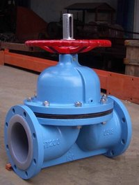 Fep Lined Diaphragm Valves