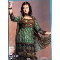 Printed Punjabi Salwar Suits