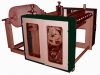 Toilet Paper Roll Making Machine With Embossing
