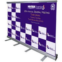 Backdrops Acp Signages
