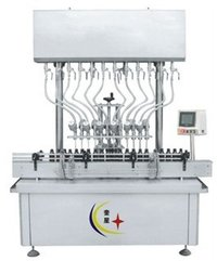 Full-Auto Gravity Liquid Filling Equipment YXT-YG