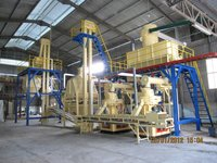 Biomass Pellet Manufacturing Unit