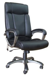 ﻿﻿Faux Leather Executive Office Massage Chair
