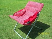 Folding Chair With Cushion