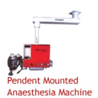 Pendant Mounted Anaesthesia Machine