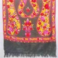 Designer Pashmina Shawls