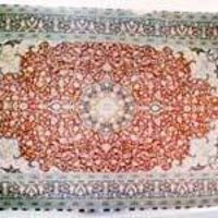Designer Silk Carpet