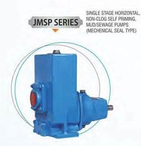 Self Priming Non-Clog Pump