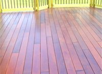 Deck Wood Flooring