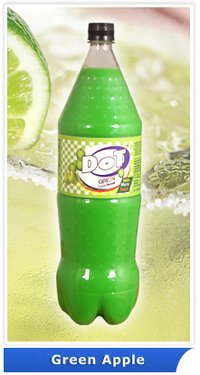 Green Apple Cold Drink
