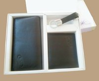 Leather Wallet Sets
