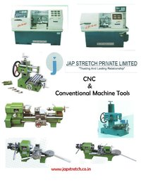 Cnc Conventional Machine