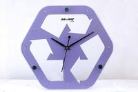 Laser Cutting Wall Clocks