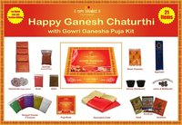 Gowri Ganesha Puja Kit