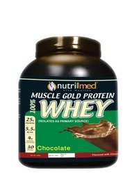 Muscle Gold Protein (Nutrimed)