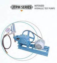Motorized Hydro Test Pump