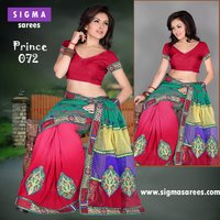 Elegant Fancy Sarees
