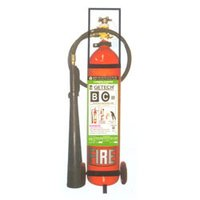 Trolly Type Fire Extinguisher