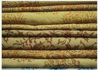 Natural Coloured Hand Block Printed Fabric