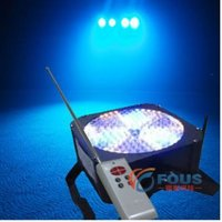 Wireless Battery Led Flat Par Stage Lighting