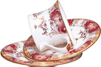 Bone China Cup With Saucer