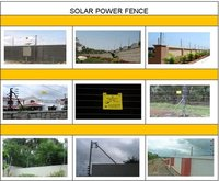 Sloar Power Fencing