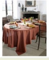 Organic Cotton Table Cloth