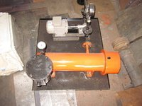 Fuel Heating Pumping Unit