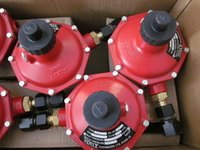 Gas Pressure Control Valve 