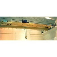Single Girder Over Head Cranes