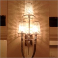Lavish Hanging Wall Lights