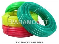 Pvc Braided Hose Pipes