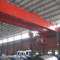 Lifting Capacity 400/80T QD Model Bridge Crane with Hook/Heavy Lifting Equipment