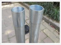 Galvanized Ul Standard Emt Conduit And Electrical Metallic Tubing